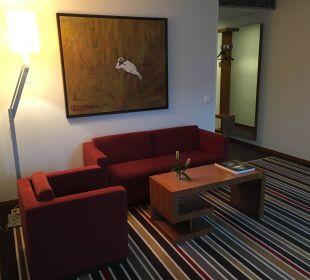Zimmer 5 Hotel Sofitel Berlin Kurfürstendamm