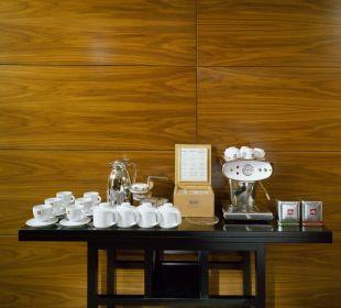 Business Lounge K+K Hotel Fenix