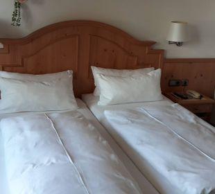 Doppelbett Hotel Neuer am See