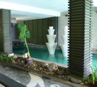 Ausblick aus dem Frühstücksraum Hotel Mercure Koh Chang Hideaway