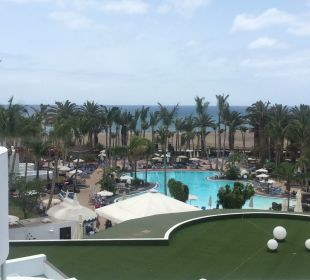 Pool Hipotels La Geria
