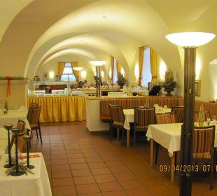 Auch das Restaurant, ein Ort zum Wohlfühlen! Schüttkasten Geras
