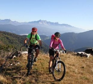 Mountainbiketour Funsport-, Bike- & Skihotelanlage Tauernhof