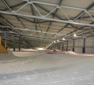 Skihalle alpincenter & van der Valk Hotel Wittenburg