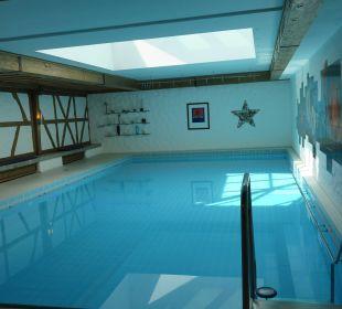Schwimmbad  Kneipp- und WellVitalhotel Edelweiss