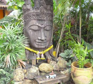 Historische Figur Hotel Na Thai Resort