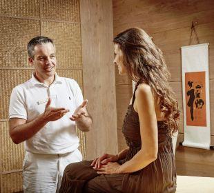 Medical Spa Arzt-Gespräch DolceVita Hotel Preidlhof