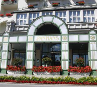 Details - Jugendstil,einzigartig Hotel Panhans