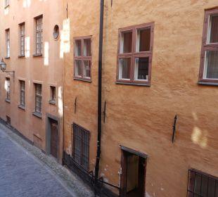 Blick aus dem Fenster First Hotel Reisen