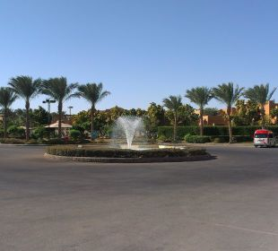 Eingangsbereich Stella Di Mare Beach Resort & Spa Makadi Bay