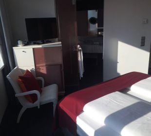 Doppelzimmer Hotel Holiday Inn Villach
