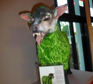 Wolf im Schafspelz Leonardo Royal Hotel Munich