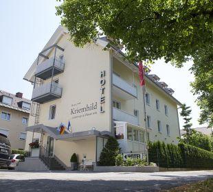 Hotelansicht Hotel Kriemhild am Hirschgarten