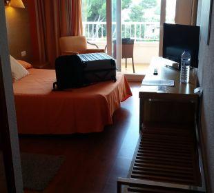 Zimmereingang Hotel JS Alcudi Mar