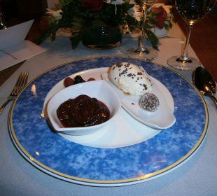 Dessert Candlelight-Dinner Hotel Neptun