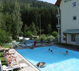 Freibad Hotel Kleinenzhof Hotel Kleinenzhof