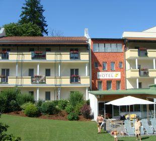 Das Hotel im neuen Kleid Wohlfühlhotel Liebnitzmühle