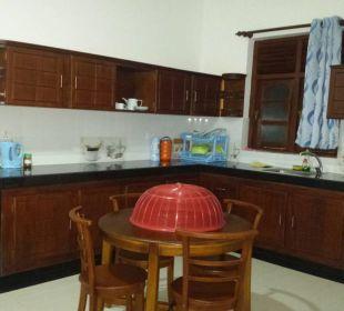 Apartmentküche 2016 Bochum Lanka Resort