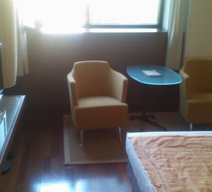 Ausstattung im Zimmer Hotel The Penz
