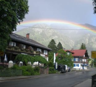 Regenbogenzeit Hotel Hirschbachwinkel