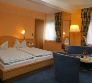 Doppelzimmer Typ B Hotel-Pension Altes Forsthaus