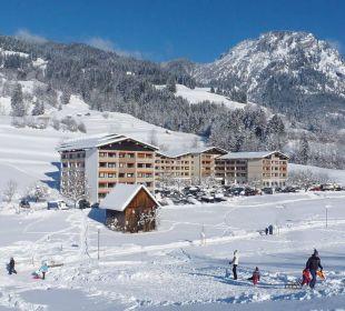 Wintervergnügen pur - direkt ab dem Hotel-Resort Die Gams Hotel - Resort