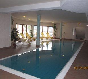 Schwimmbad Hotel Eder