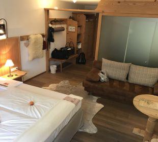 Zimmer Hubertus Alpin Lodge & Spa