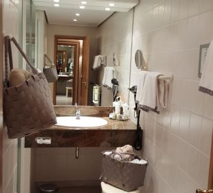 Badezimmer  Romantischer Winkel SPA & Wellness Resort