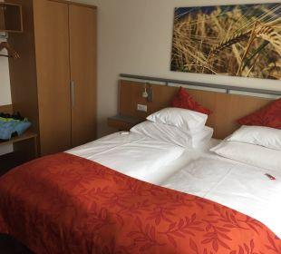 Doppelbett Hotel Sole-Felsen-Bad