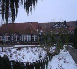 Restaurant und Wintergarten Romantik Hotel Bösehof