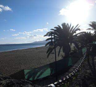 Strand beim Playamar 1 Bungalows & Appartements Playamar