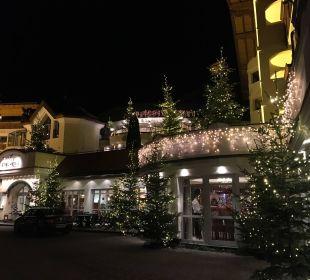 Eingangsbereich Edelweiss Grossarl - Der Stern in den Alpen