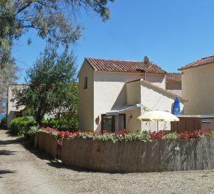 Außenansicht Ferienhaus Casa-Corsica