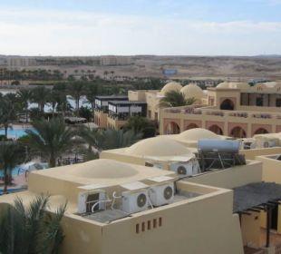 Blick vom Turm02 Hotel Steigenberger Coraya Beach