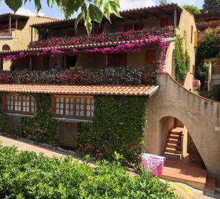 Zimmer vorne Nähe Rezeption Hotel L'Olivara Villaggio