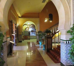 Innenbereich Hotel Alhambra Palace