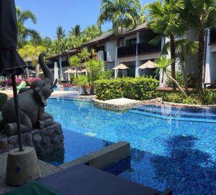 Poolaccess La Flora Resort & Spa
