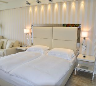 Le nuove Design Junior Suite - Park Hotel Imperial Park Hotel Imperial Centro Tao - Natural Medical Spa