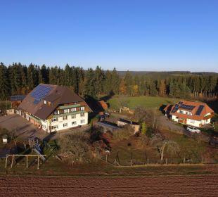 Der Herbst Ferienbauernhof Oberjosenhof