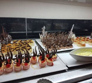 Abendbuffet Luxury Bahia Principe Esmeralda Don Pablo Collection
