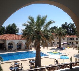 Ausblick Hotel Amari