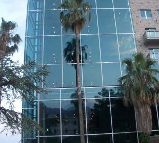 Sicht von der Altstadt Hotel Avala