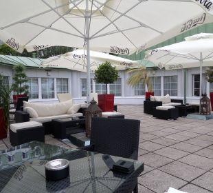 Sonnenterrasse Hotel Panhans