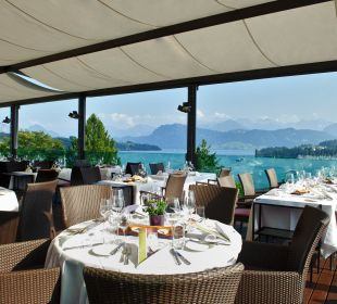 Scala Terrasse Art Deco Hotel Montana Luzern