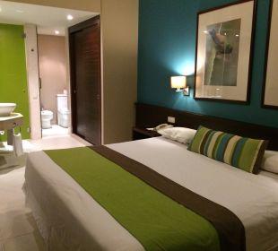 Unser Zimmer Now Larimar Punta Cana