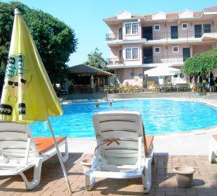 Hotel Günes Poolbereich Hotel Günes