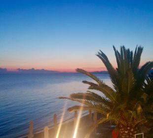 Ausblick Anthemus Sea Beach Hotel & Spa