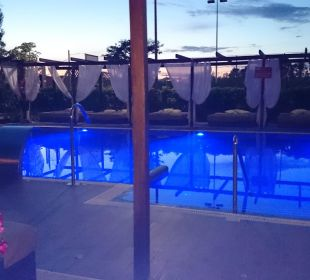 Chill-Out-Pool Hotel Viva Tropic