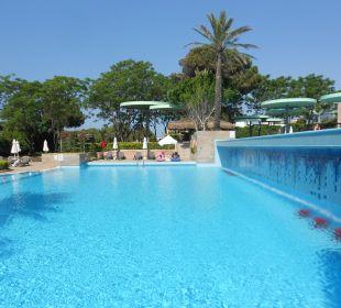 Der untere Pool Gloria Verde Resort